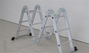 échelle en aluminium