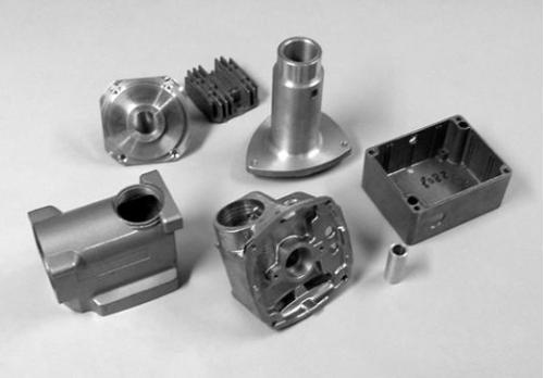 piese turnate din aliaje de aluminiu 1