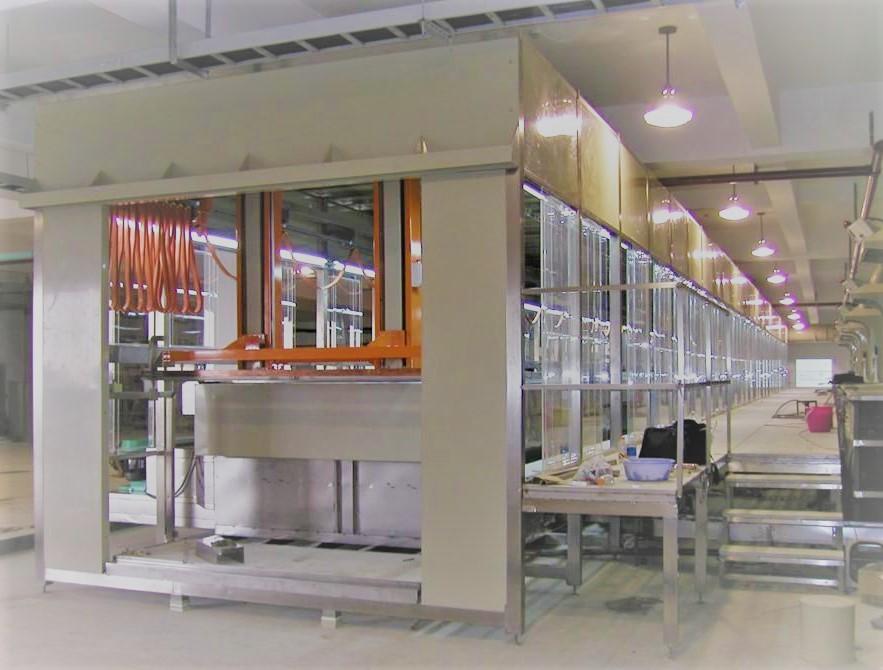 The function and basic principle of chemical polishing on aluminum alloy surface