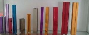 Aluminum profile oxidation