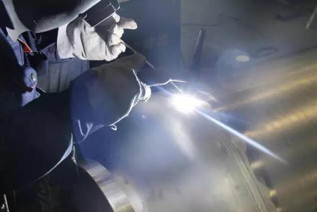 Welding method of aluminum and aluminum alloy
