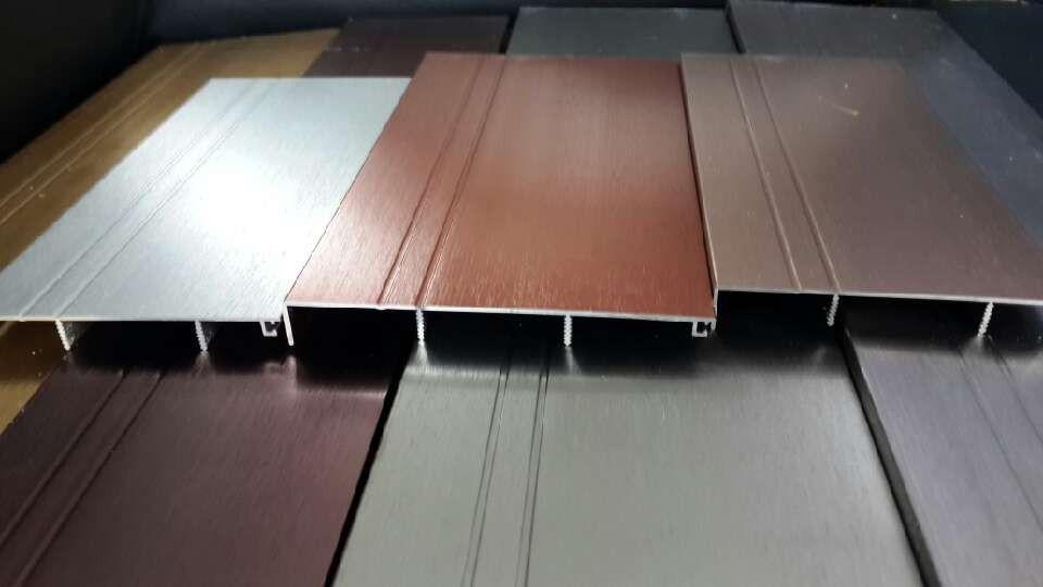 Aluminum alloy decoration