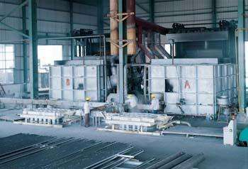 Aluminum profile production process quality control techniques