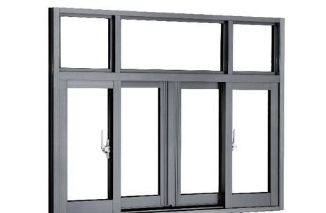 ligas de alumínio portas e janelas