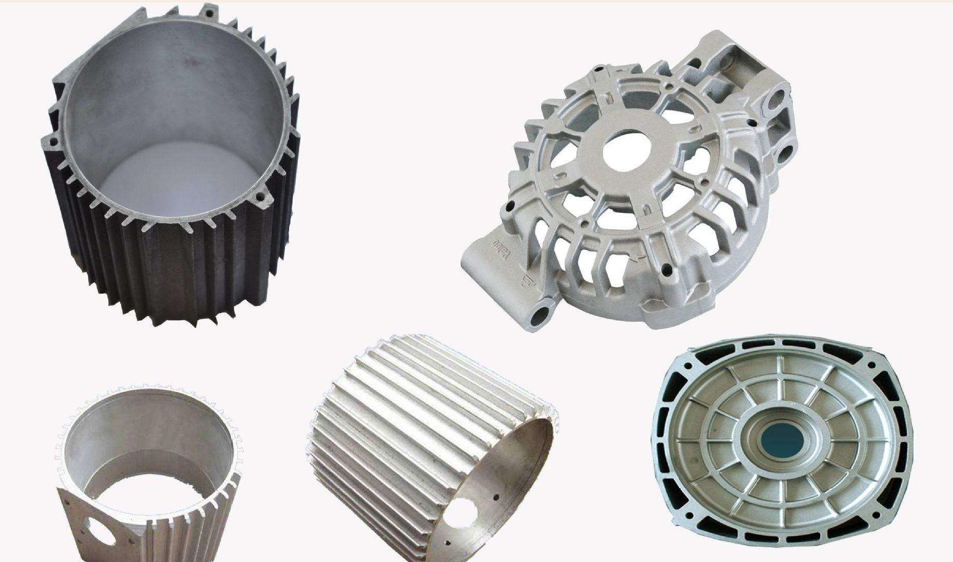 produits aluminium coulé sous pression