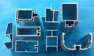 Aluminum extrusion products