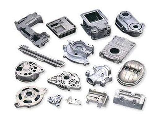 piese turnate din aliaje de aluminiu
