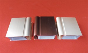 électrophorèse profilé d'aluminium de revêtement